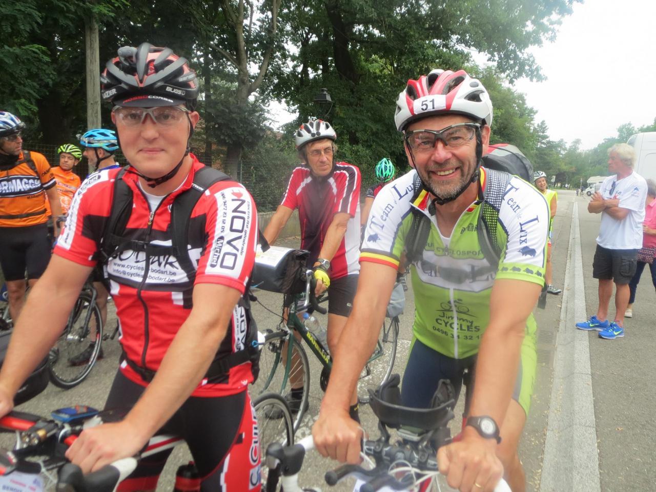 TriRhéna 2014 - BRM 1000 KM