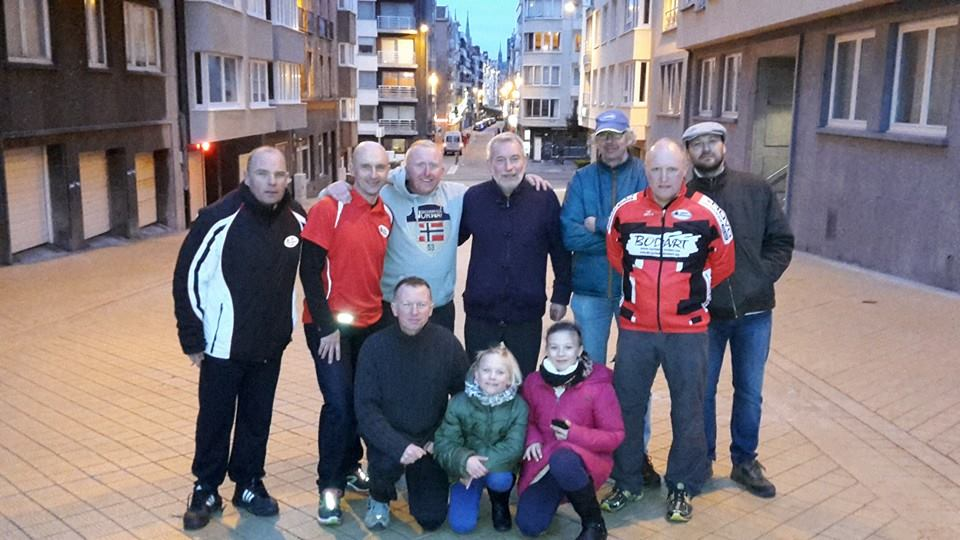 Diagonale Chimay-Ostende 2015