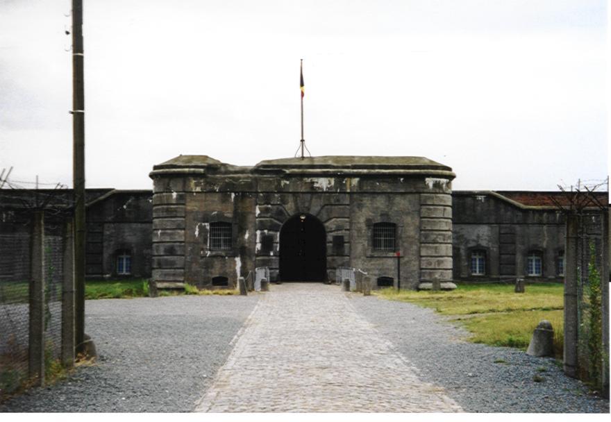 Le fort de Breendonck