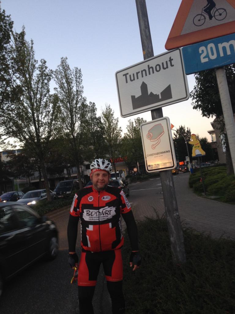 Diagonale Mouscron - Turnhout du 26/09/15