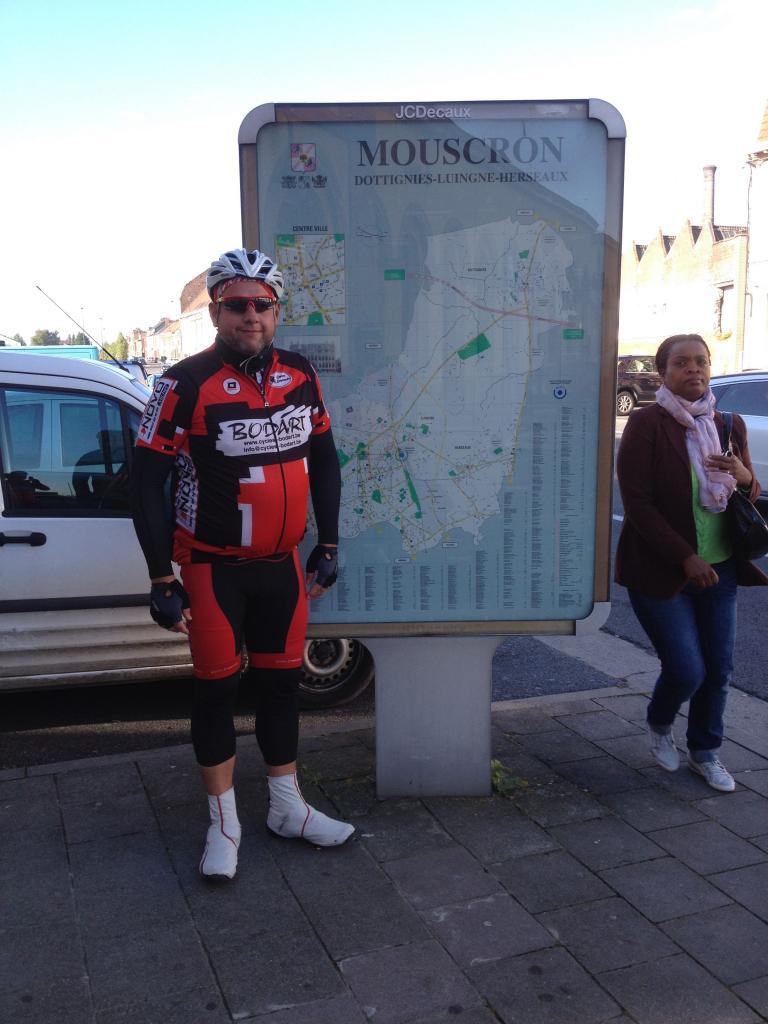Photo gare de Mouscron