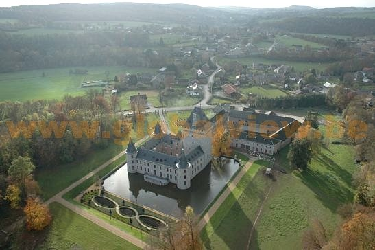 Le château d'Hargimont