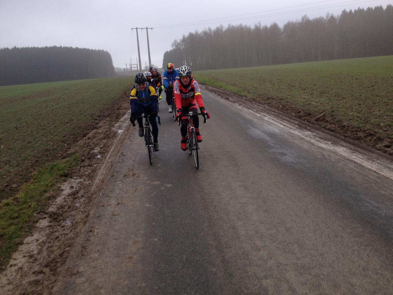 Vélofollies + sortie club 17 janvier