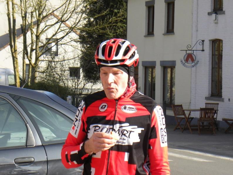 Vélo loisirs Sambreville mars 2014
