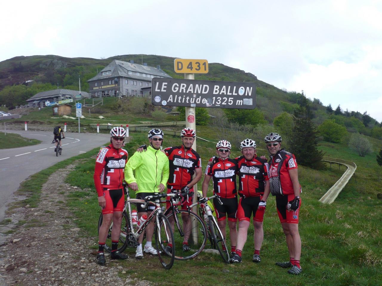 Séjour Alsace 2015