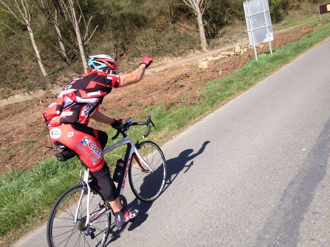 Tour province de Namur 2014