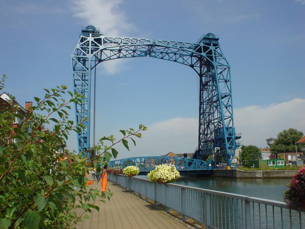 Le pont de Willebroek